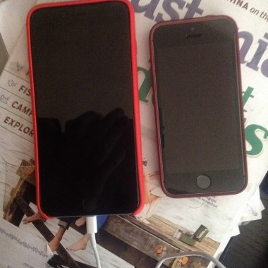 The iPhone Six Plus
